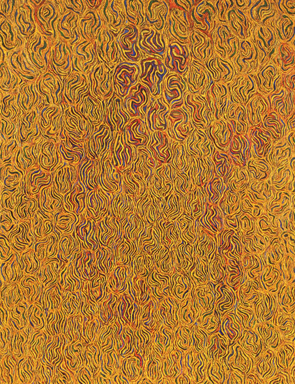 Course, 2009, 42 x 32, Oil on Canvas